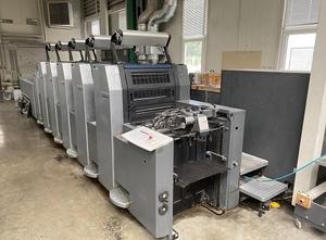 Ofsetový stroj pětibarevný Heidelberg SM 52-5 P + LX + UV