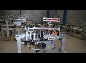Schafer-Etiketten Combina 500 Etikettiermaschine