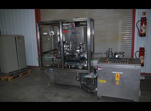 Plníci stroj pro lahvičky a ampulky Groninger KFVG 201
