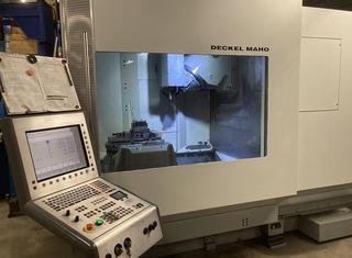 Deckel Maho DMU 60 P Hi-dyn P211014050