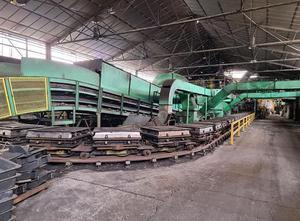 Mecfond  Automatic foundry moulding line