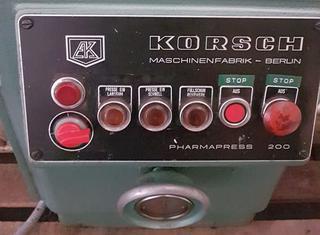 KORSCH Pharmapress 200 P211014188