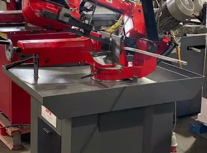Sega a nastro per metallo usata FAT 270 man
