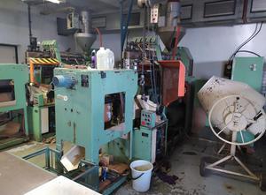 Blow molding machine Chodos M002