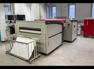 Osvitová jednotka Full automated 8up thermal CTP system Agfa Avalon N 8-22 S with Apogee Rip and Workflow