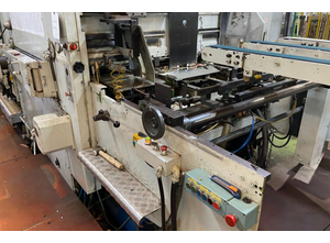 Bobst SPO 1600 Automatic Flatbed Die-Cutter