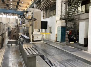 MECOF Boring mills Горизонтально-расточной станок