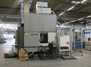 Centro de mecanizado vertical Chiron DZ 12 W Magnum