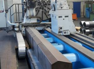 Metex DP2 / S3 2000X4000 CNC Heavy Duty Lathe