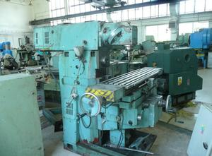 TOS FGUE 32 universal milling machine