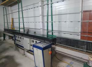 Řezací stroj / Bruska na hrany skla ZANETTI  Retticor FP/10