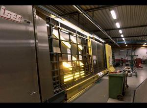 Stroj na zpracování izolačního skla Lisec INSULATED GLASS LINE 2500MM