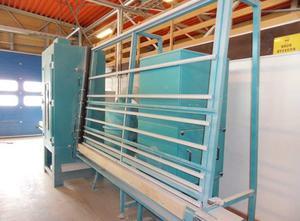 MHG Germany sandblasting machine Glass machine