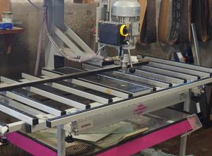 Knopp BOHRFIX-PU600 Glass machine