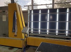Stroj na zpracování izolačního skla PolyGlass IG LINE WITH ROLL PRESS