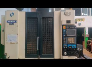 Centro de mecanizado vertical Makino S56