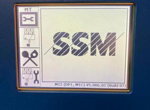 Soukací stroj SSM DP1-W