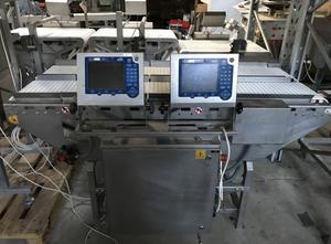 Kontrolní váha Marel 2 track weight, Type - DWU