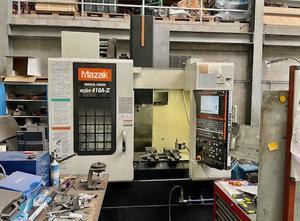 Gebrauchte MAZAK NEXUS 410A-II Bearbeitungszentrum Vertikal